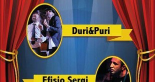 4 nov cabaret duri&puri
