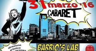 cabaret 31 marzo