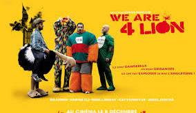 four lions orizzontale