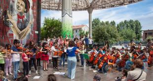 Orchestra Barrio's 12 giu