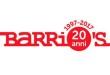 nuovo logo Barrio's 20