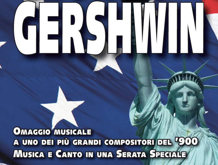 A Tribute to George Gerswhin vol. fronte