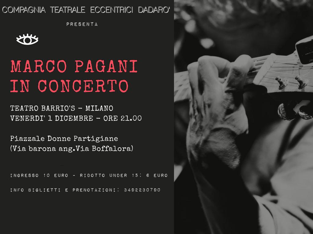 Barrio's locandina biglietto 3 completa jpg