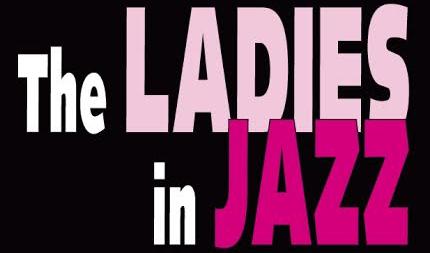 The Ladies in Jazz - Copertina