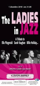 The Ladies in Jazz fronte