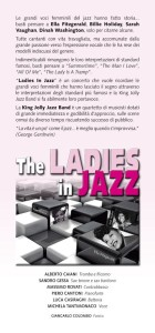 The Ladies in Jazz retro