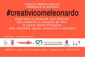 #creativicomeleonardo R