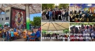 20 giugno FEsta del Sociale